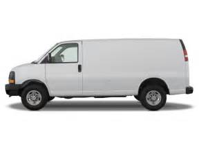 chevrolet express cargo photos and comments www