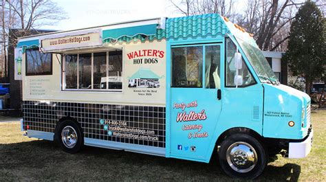 walter s dogs walter s dogs truck westchester s famed on the road