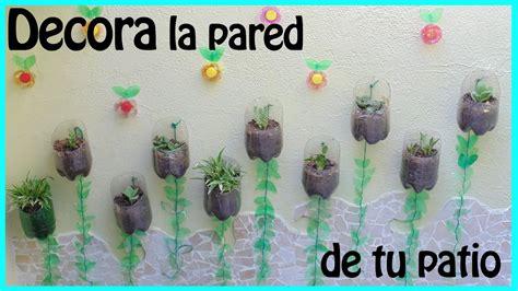 decorar paredes de un patio decora la pared de tu patio 170 170 henny youtube