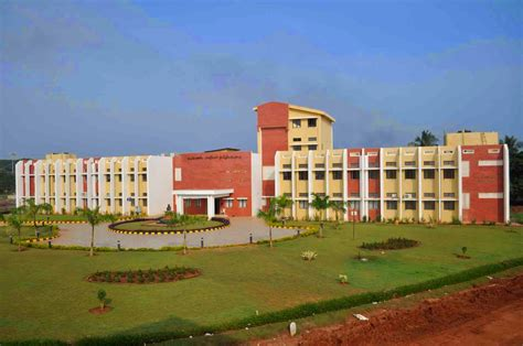Pondichery Distamce Mba Valid Abroad perunthalaivar kamarajar institute of engineering and