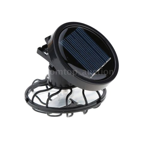 solar powered portable fan portable clip on cell fan solar power energy mini panel