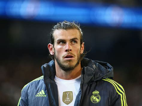 bale at real amdrid photos with long hair real madrid bonne nouvelle pour gareth bale
