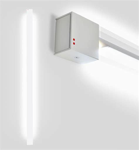 Led Wall L Pivot Led Wall Light L 112 Cm White By Fabbian