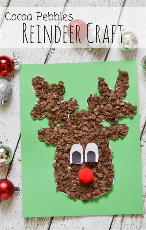 childrenss reindeer christmas crafts images best 25 reindeer craft ideas on crafts easy crafts and
