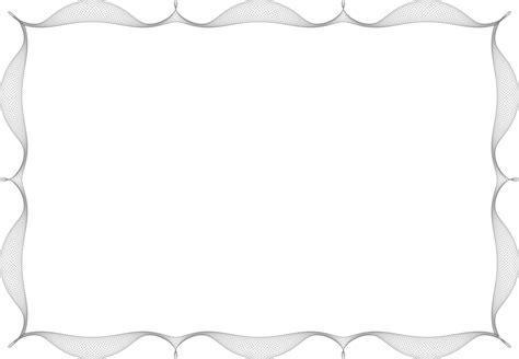 Sertifikat A4 Color Kertas Copenhagen kostenlose vektorgrafik grenze rahmen leere zertifikat kostenloses bild auf pixabay 147541