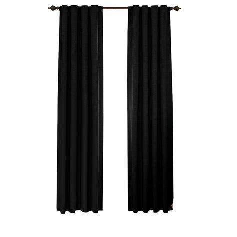 black panel curtains sound asleep national sleep foundation room darkening