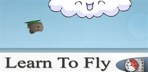play learn to fly 2 in screen on digyourowngrave