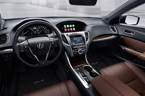 Acura Interior 2018 acura tlx look bolder sedan offers more value