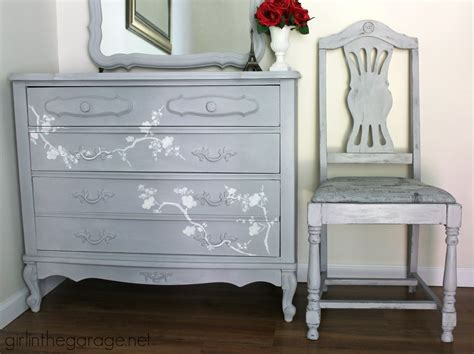 Dining Room Sideboard Decorating Ideas french chair makeover in paris grey girl in the garage 174