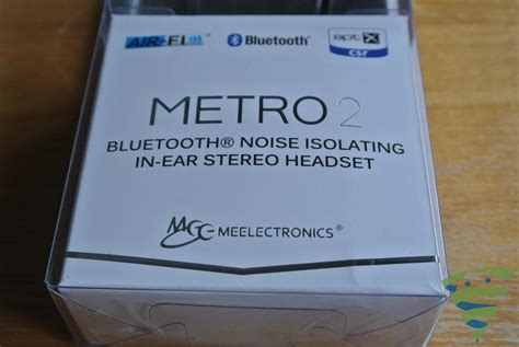 Meelectronics Air Fi Metro2 In Ear Stereo Wireless Headset Af72 meelectronics air fi metro2 af72 in ear bluetooth wireless headset review light powerful and