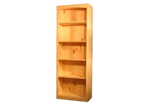 Unfinished Bookcases Bookcase Unfinished Pine 36 Quot W X 70 Quot H X 12 Quot D