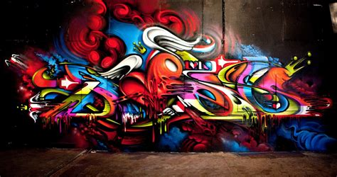 cheering application spirtied street art style