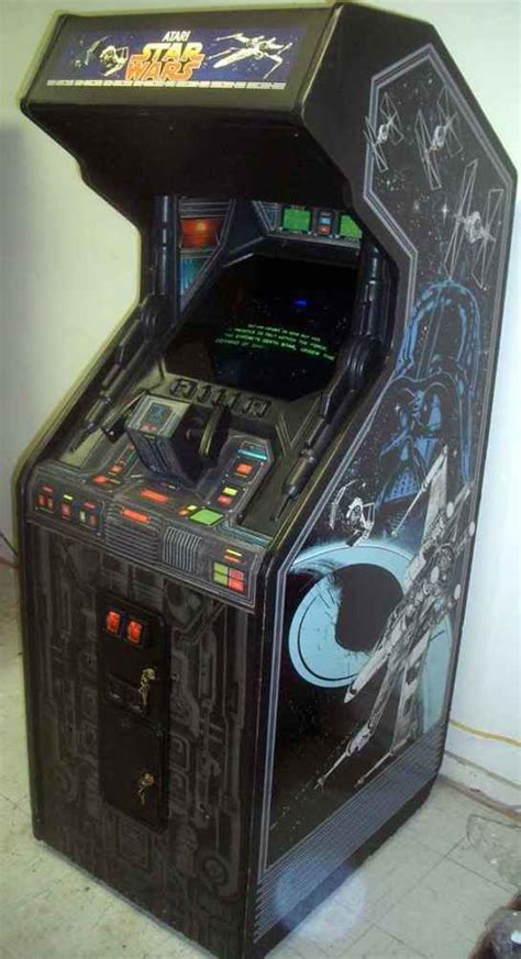 arcade cabinets wars atari 1983 2 warps to neptune