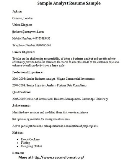 how to type a cover letter for a resume ehow cover letter