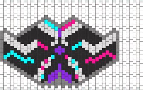 pattern generator mask random mask bead pattern peyote bead patterns misc