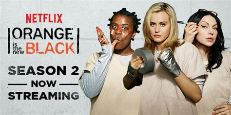 The New Black 2 by Orange Is The New Black Oitnb