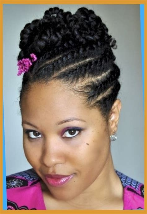 afro american updo hairstyles need a cute protective style 18 flat twist updo styles