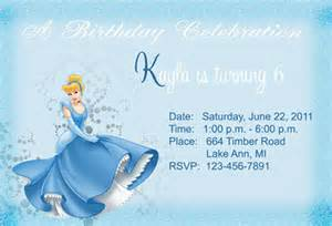 Cinderella Invitation Template by 12 Amazing Cinderella Invitation Templates Designs