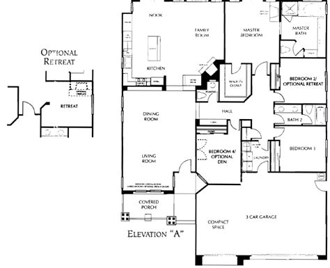 shea home floor plans home plan