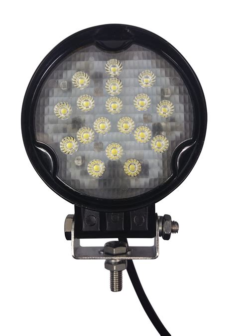 Brightest Led Work Light by Bright Offroad Led Work Light 20w 1800lm 10 30v Dc