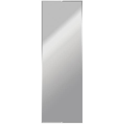 Adhesive Length Door Mirror - interior mesmerizing frameless length mirror for