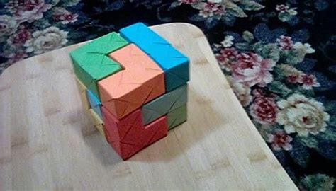 How To Make A Puzzle Out Of Paper - what puzzles can i make out of origami puzzling stack