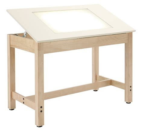 light drafting table shain light table lt 4424 drafting tables and graphic