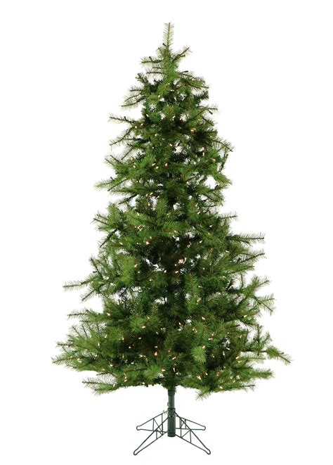 10 ft southern peace pine christmas tree with clear led