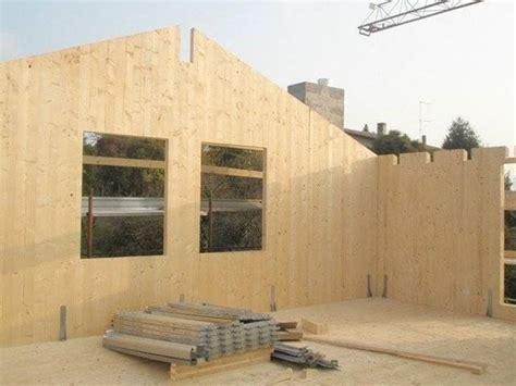 casa x lam in legno x lam casette