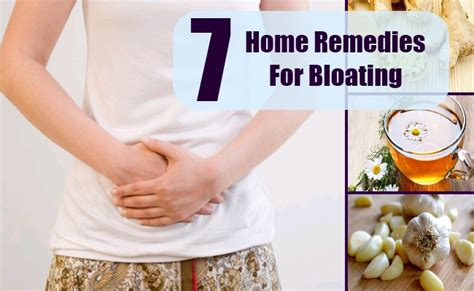 Home Remedy For Bloating by 7 Home Remedies For Bloating Treatments And