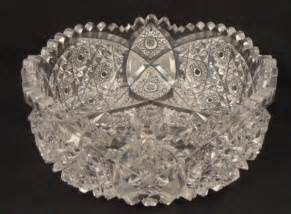 Mary Gregory Vases Vintage Cut Lead Crystal Bowls Vintage Cut Glass Crystal