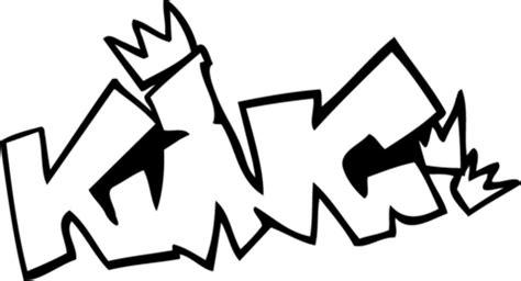 crazy graffiti coloring pages coloriage king roi coloriages 224 imprimer gratuits