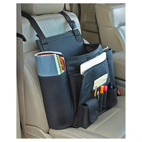 hq issue tactical seat organizer 616636 consoles