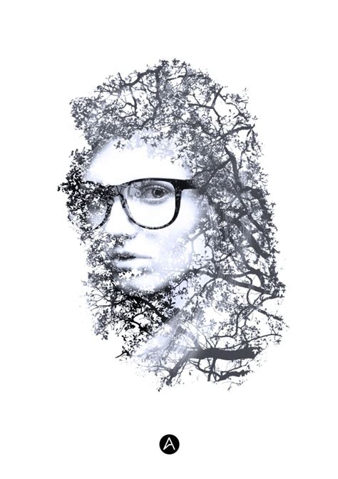 double exposure face tutorial double exposure style in photoshop