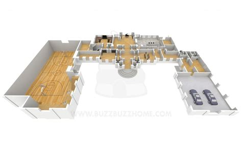 Floor Plans With Guest House the most detailed look yet at drake s planned toronto mansion