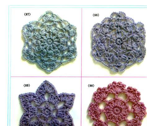 fiori fatti con l uncinetto schemi uncinetto per fiori