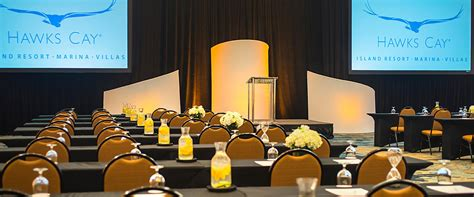 florida keys conferences meetings  hawks cay