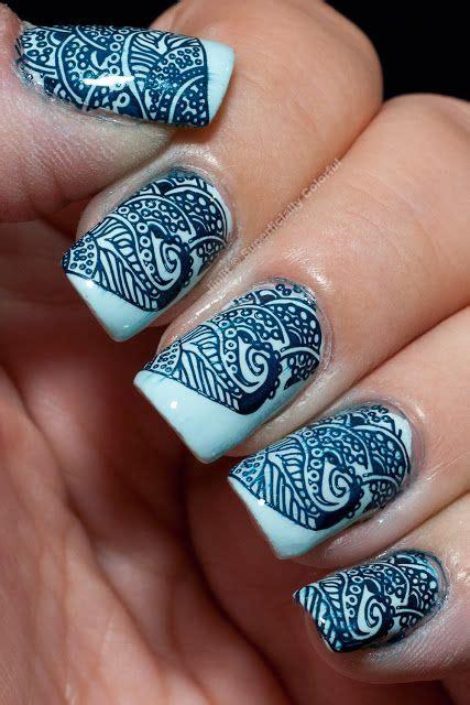 mehndi inspired nail art indian design youtube henna nail designs www imgkid com the image kid has it