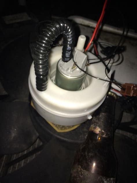 fuel pump  bmw  crank  wont start motor