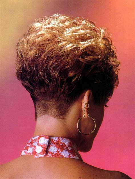 stacked permed hairstyle page 067 wedge a3 wedges hair style and short hairstyle