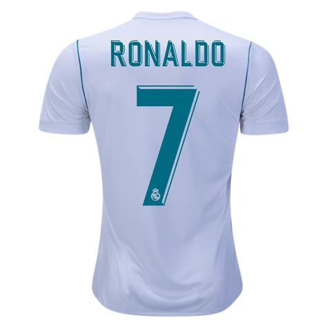Jersey Real Madrid Away Patch Chion 17 18 Grade Ori Official real madrid 17 18 home jersey ronaldo 7 tnt soccer shop