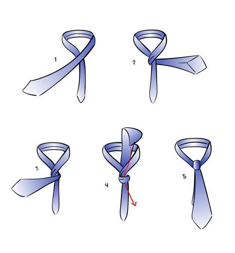 tipos de nudos 4 tipos de nudos que todo caballero debe conocer