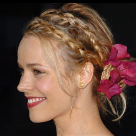 how to braid across back of head braids across top of the head hair styles pinterest
