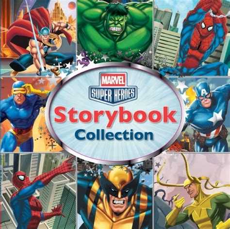 heroes storybook bible books the store marvel heroes storybook collection book