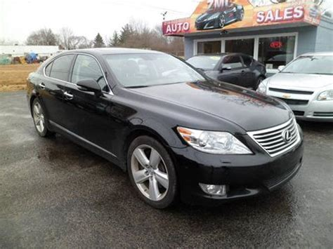 ls for sale 2010 lexus ls 460 for sale carsforsale com