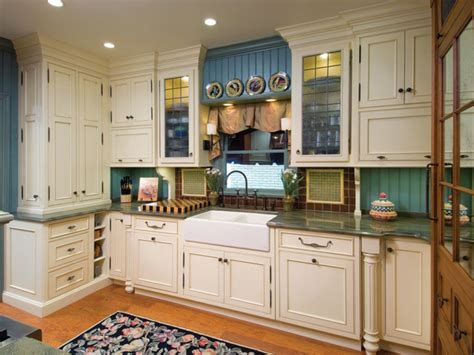 Painted Kitchen Backsplash | painting kitchen backsplashes pictures ideas from hgtv