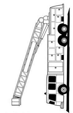 Coloriage tracteur 11 Dessin à Imprimer   Dessin