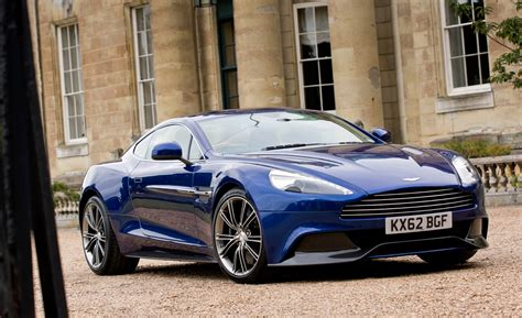 2015 Aston Martin Vanquish   Full Desktop Backgrounds