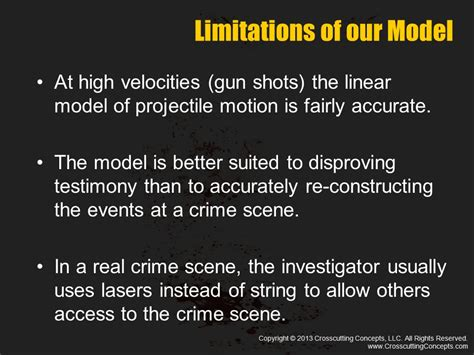 bloodstain pattern analysis limitations patterns of murder blood spatter analysis ppt video