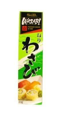 Hachi Wasabi Paste 45 Gr wasabi origenal s b 43 gr japans producten toko